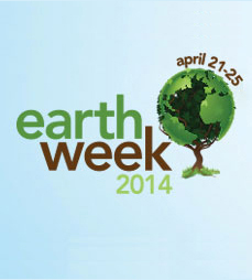A week full of Earth Day activities